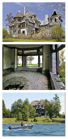 Confira 7 mansões abandonadas e muito assustadoras - Mega Curioso