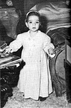 Baby Liza Minnelli