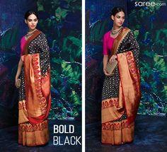 9-Bold Black