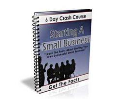 Starting A Small Business - http://ebookgoldmine.net/starting-small-business/