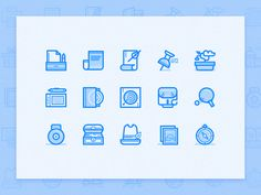 Freebie: Birply icons set Vol.2