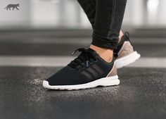 huge selection of 5478a 9d40e Adidas ZX Flux adv Smooth w Core Black Copper Metallic Core White