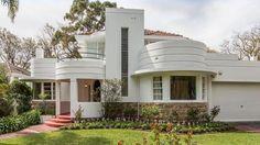 Chisolm House, Dalkeith, Australia #ArtDeco #architecture