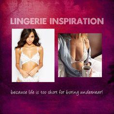 lingerie inspiration