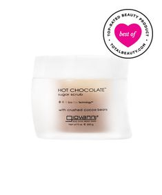 Best Body Scrub No. 7: Giovanni Hot Chocolate Sugar Scrub, $14.99  TotalBeauty.com average member rating: 9.2*