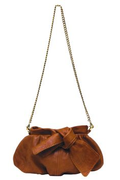 Manzoni Knotted Clutch - Womens Clutches - For everything but the girl