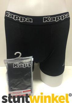 Kappa Boxershort - Zwart (900)