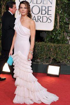 Fab Five: Sandra Bullock's Best Red-Carpet Moments   The Zoe Report