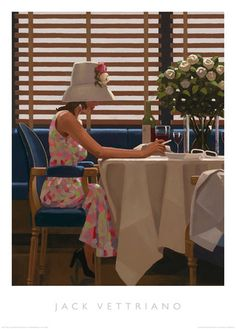 Jack Vettriano, OBE is a Scottish painter. His 1992 painting, The Singing Butler, became a best-selling image in Britain. For biographical notes -in english and italian- and other works by Vettriano see: Jack Vettriano, 1951 Scottish Artists, Art Prints, Design, Jack Vetriano, Painter, Jack, Rose Art, Painting, Jack Vettriano