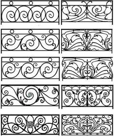 1 million+ Stunning Free Images to Use Anywhere Wrought Iron Staircase, Wrought Iron Fences, Staircase Railings, Porch Railing Designs, Balcony Railing Design, Balcony Grill Design, Balustrades, Door Gate Design, Iron Balcony