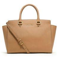 b64d0b3f4963 MICHAEL Michael Kors Large Selma Top-Zip Satchel Michael Kors Bag, Handbags Michael  Kors