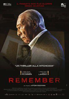 Remember, il film di Atom Egoyan con Christopher Plummer e Martin Landau, dal 4 febbraio al cinema.