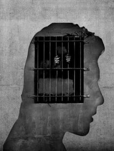 Mandela never let his mind die in prison. Prison Art, Tachisme, Urbane Kunst, Arte Horror, Gcse Art, Street Art Graffiti, Banksy, Oeuvre D'art, Urban Art