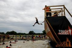 Been there, done that #toughmudder