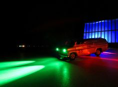 Dinky Toys Ford Transit Van No.287 Police Accident Unit Van Conversion: Diorama Bonneville Salt Flats - 48 Of 128   by Kelvin64