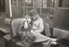 """Before he went down in history as one of the greatest film directors of all time, 17-year-old Stanley Kubrick was known for something else – New York City subway photography. Over two weeks in 1946, Kubrick worked for LOOK magazine to capture the everyday lives and intimate moments of the people of a bygone era."""