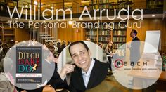 """Announcing #SHRC13 #NYC opening mega-session speaker William Arruda, """"personal branding guru"""", Speaker, Author, and CEO & Founder, Reach Personal Branding!     http://www.socialhrcamp.com/blog/2013/03/25/shr13-is-expanding-its-reach-guess-who-is-coming-to-camp/"""