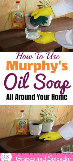 Homemade Cleaning Supplies, Diy Cleaning Products, Cleaning Solutions, Cleaning Hacks, Murphys Oil Soaps, Baking Soda Benefits, Organizing, Organization, Household Cleaners