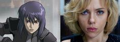 Scarlet Johansson is Starring in Ghost in the Shell