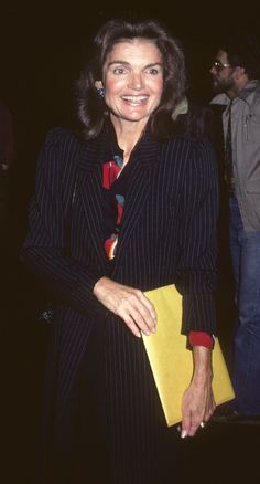 Jackie Kennedy Onassis Is A Style Icon ... Here Are 85 Reasons Why (PHOTOS)1980