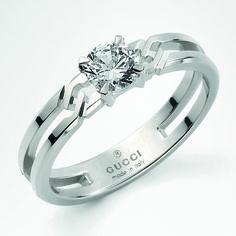 GUCCI INFINITY ソリテール リング(日本限定) - GUCCI(グッチ)の婚約指輪(エンゲージメントリング) グッチのエンゲージリングをまとめました!