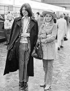 70s Love Story 写真で振り返る、アイコンたちのラブストーリー  ミック・ジャガーと当時の恋人だったマリアンヌ・フェイスフル。ミックとの出会いが、彼女の運命を大きく変えることになる。
