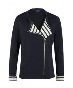 St James Meriba knit jacket