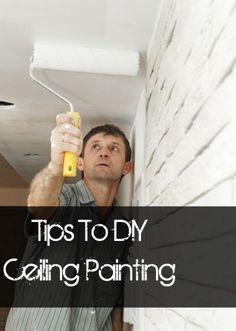 How to Paint Your Ceiling like a Pro