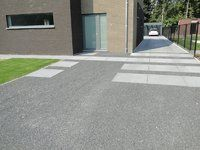 1000+ images about Oprit on Pinterest  Driveways, Tuin and Gravel ...