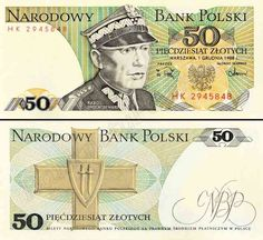 1974 series Polish banknote, featuring general Karol Świerczewski and the coat of arms of Poland on the obverse side, and the Order of the Cross of Grunwald on the reverse side. Online Writing Jobs, Freelance Writing Jobs, Online Jobs, How To Get Money, Make Money Online, Earn Money, Money Notes, Poland Travel, Solar Power Kits