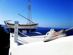 Casual high quality canvas shoes with famous destinations from around the world. Santorini Greece, Greece Travel, Around The Worlds, Boat, Explore, Canvas, Pictures, Shoes, Tela