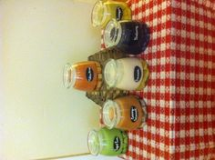 Complete home made candle collection