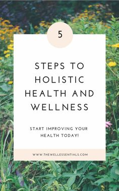 The Ultimate Guide To Holistic Health And Wellness Mindful Living The Well Essentials Holistic living for beginners Spiritual Wellness, Holistic Wellness, Spiritual Health, Holistic Healing, Wellness Tips, Holistic Care, Holistic Nursing, Ayurvedic Healing, Holistic Nutritionist