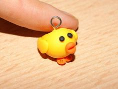 Fimo Easter Chick Charm  £0.60