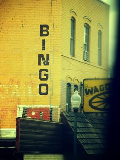 BINGO by Username92.deviantart.com on @DeviantArt
