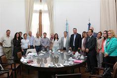 Semanario / Junin Regional: Autoridades de la UNNOBA estuvieron junto a funcio...