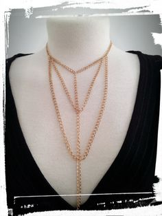 Check out this item in my Etsy shop https://www.etsy.com/pt/listing/265027053/gold-chain-neckace