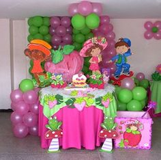 Traditional Kids Birthday Party IdeasHappy Party Idea | Happy ...