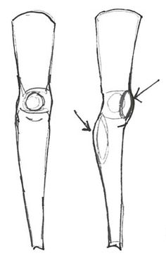 How to Draw Fashion-Ready Legs - For Dummies 5