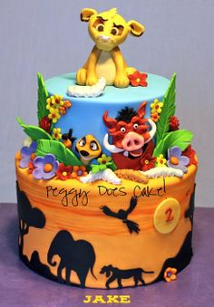 Lion King..i need this cake for my next birthday