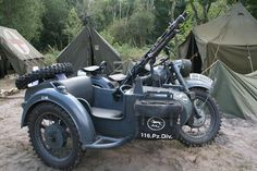 BMW R75, the more I see these sidecar rigs the more I think that they would be the perfect BOV.