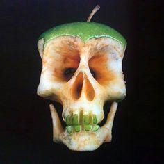 Sculpter 5 fruits et légumes par jour !