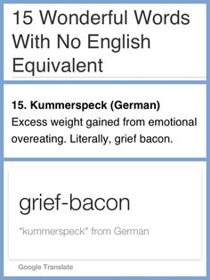 Grief bacon!