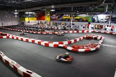 If you want to experience indoor go kart racing in the Fort Lauderdale, Miami, or Boca Raton area, then Speed Fort Lauderdale is for you! Indoor Go Kart Racing, Go Karts For Kids, Build A Go Kart, Go Kart Tracks, Indoor Track, Go Car, Trampoline Park, Karting, Romantic Dates