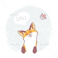 Download Free Graphicriver Fox Smile #animal #art #baby #background #beautiful #card #cartoon #character #cheerful #cute #design #drawing #element #fox #funny #graphic #greeting #happy #illustration #isolated #kid #nature #poster #print #smile #style #vector #wallpaper #wild #wildlife