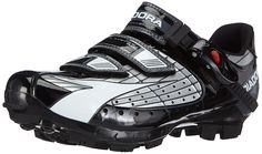 Diadora X-Trivex Plus MTB Cycling Shoe Silver/Black/White Size 43 ** Want additional info? Click on the image.
