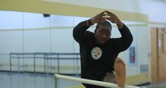 are you ready for some football? (Players in ballet class) ~ video ~  ~ ESPN went behind the scenes with 320-pound Pittsburgh Steelers nose tackle Steve McLendon, who, yes, takes a weekly ballet class—at Pittsburgh Ballet Theatre, no less. ~ dance spirit magazine sept 2013