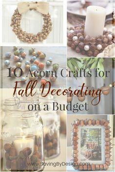 88 Best Seasonal Living Fall Images On Pinterest Autumn Crafts