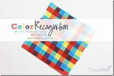 The Core Concepts - Color Recognition