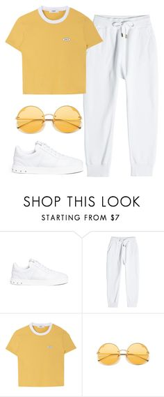 """""""Untitled #782"""" by victoriaam99 ❤ liked on Polyvore featuring Valentino and Dsquared2"""